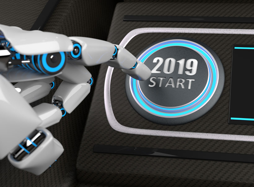 The 2019 A to Z of Chatbots