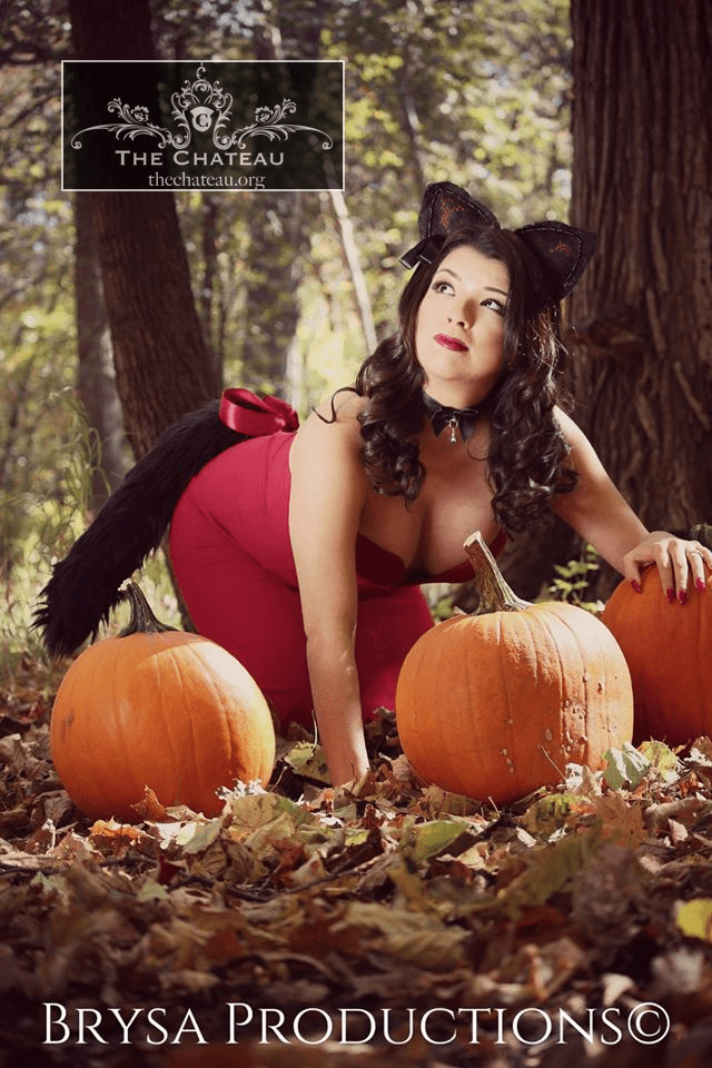 April kitten's Fall shoot post thumbnail