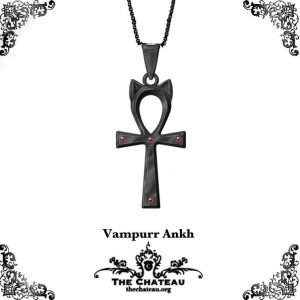 Vampurr Ankh (Black)