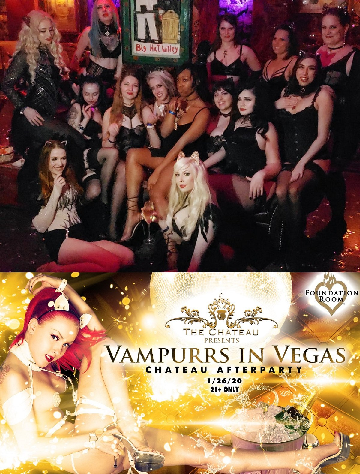 Vampurrs in Vegas! post thumbnail