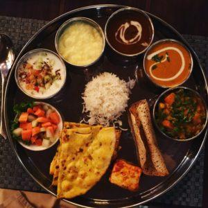 Navratri thalis