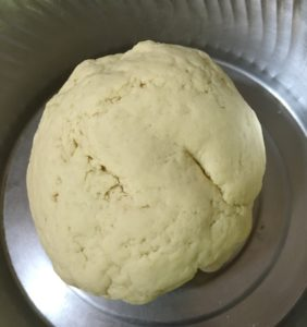 Tawa Pizza Base dough
