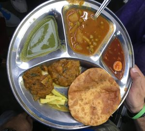 The Old Delhi Food Festival