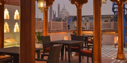 Fine Dine Places in Delhi