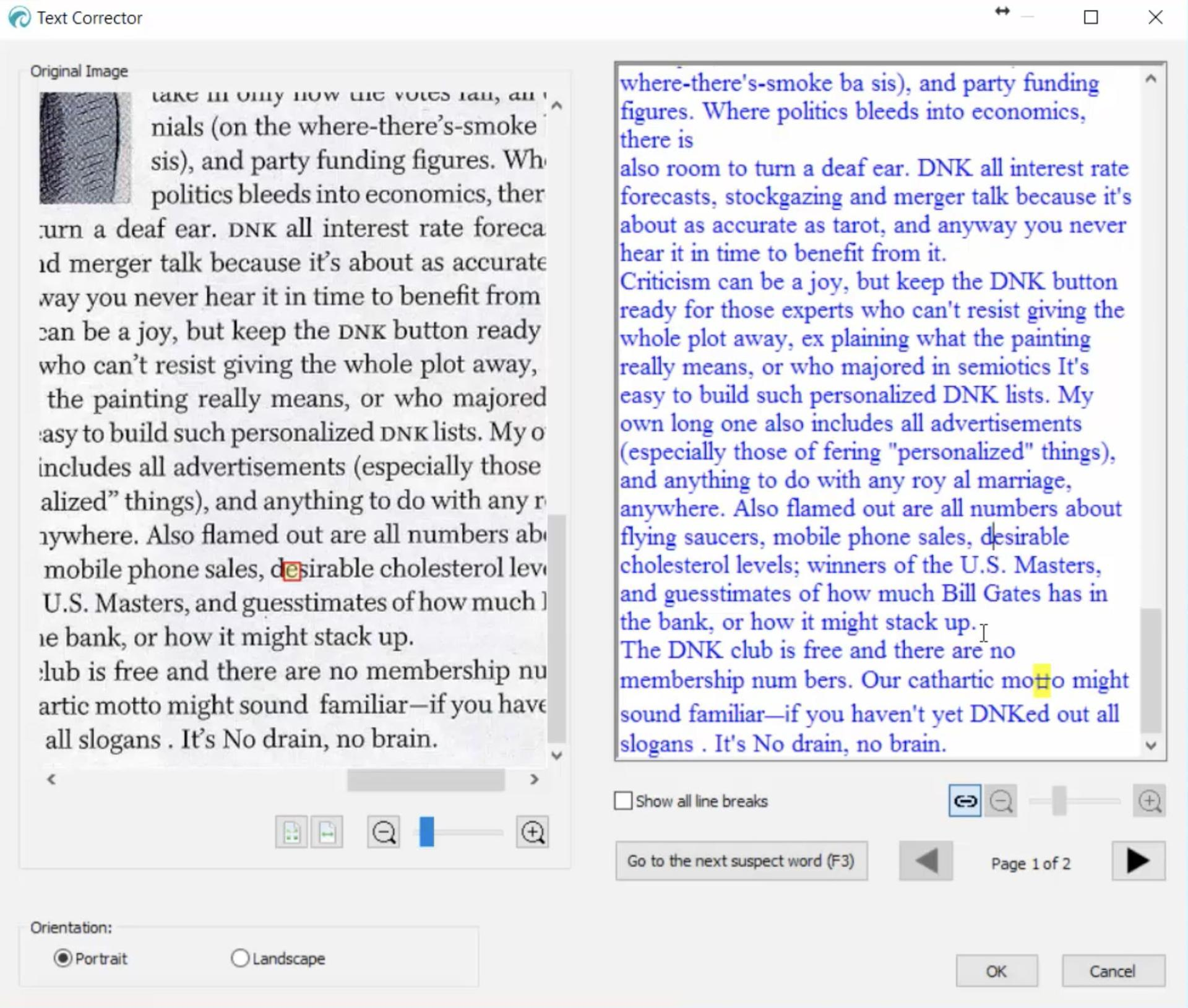 Read Iris working
