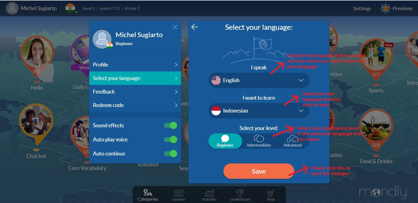 Mondly – Learn 33 Languages In The Comfort Of Your Home + COUPON