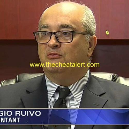 Sergio Ruivo is a CROOK !!!!!!! This piece of shit runs an accounting firm in Toronto, Ontario, Canada , as a front for money laundering in the Portuguese Community. Absolute Scumbag. Sergio Ruivo & Associates 22 Sousa Mendes St, Toronto, ON M6P 0A7 (416) 977-6911 http://sergioruivoandassociates.com/
