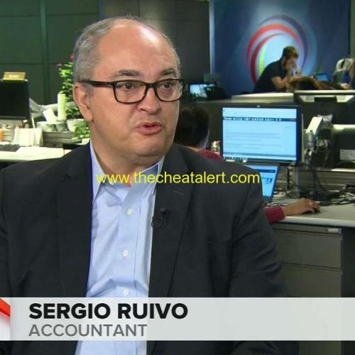 Sergio Ruivo is a CROOK !!!!!!! This piece of shit runs an accounting firm in Toronto, Ontario, Canada , as a front for money laundering in the Portuguese Community. Absolute Scumbag. Sergio Ruivo & Associates 22 Sousa Mendes St, Toronto, ON M6P 0A7 (416) 977-6911  sergioruivoandassociates.com