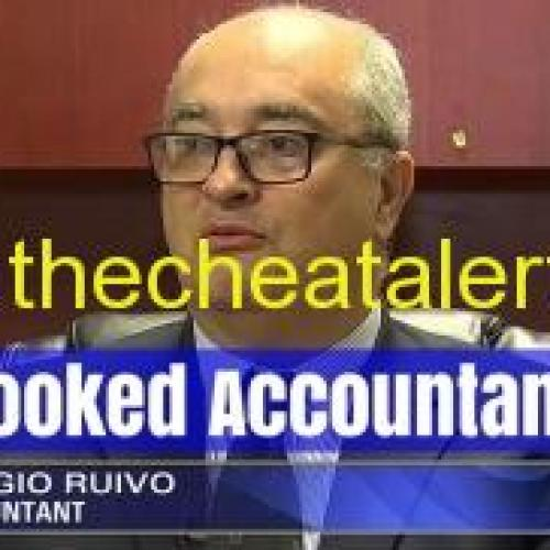 Sergio Ruivo is a Crooked Accountant who runs an accounting firm in Toronto, Ontario, Canada . Sergio Ruivo & Associates is a front for illegal money laundering in the Portuguese Community. Sergio Ruivo & Associates. 22 Sousa Mendes St, Toronto, ON M6P 0A7 (416) 977-6911 https://sergioruivoandassociates.com/ https://dirtyhomewreckers.com/sergio-ruivo-toronto-ontario-canada/ https://deadbeatsexposed.com/toronto-ontario-canada-sergio-ruivo/ https://bustedcheaters.com/sergio-ruivo-sergio-ruivo-associates-toronto-ontario-canada/
