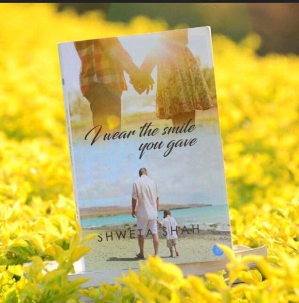 Shweta Shah interview book cover