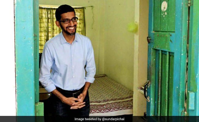 Sundar Pichai: Google's Work Boon For Chinese Companies: Sundar Pichai