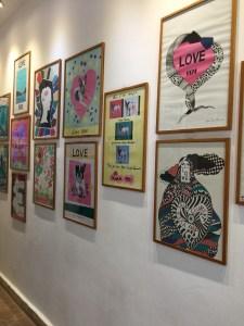 YSL Art Gallery at Le Jardin Majorelle Marrakech