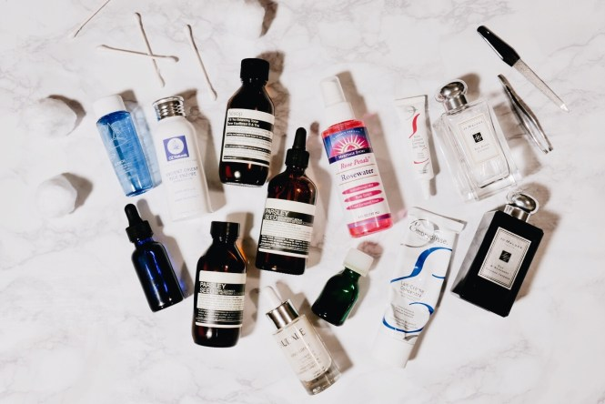 Favorite Beauty Products Johanna Armstrong