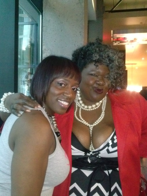 The Chef In Pearls and Miss Shawnette of Pink Sapphire Events