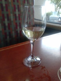 A Nice glass of Moscato
