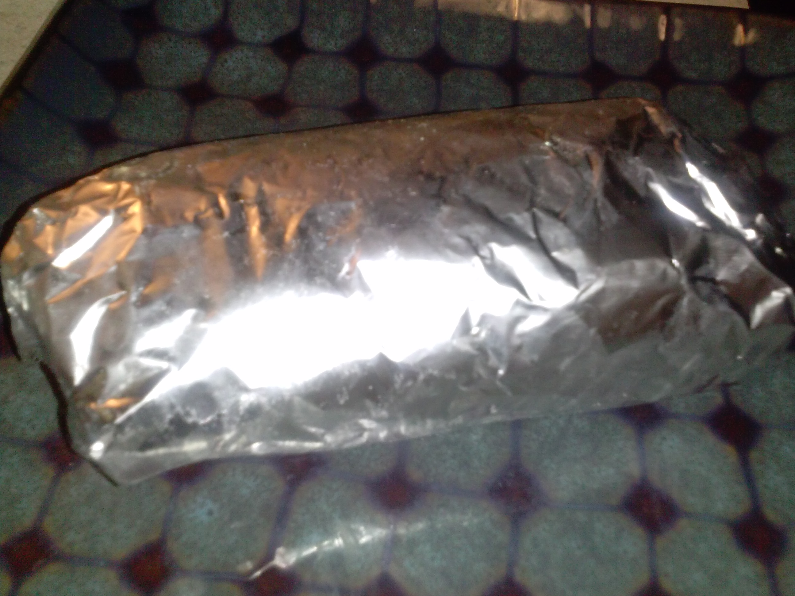 A Quickie…..Building a Better Burrito
