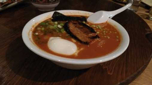 Spicy Korean Ramen