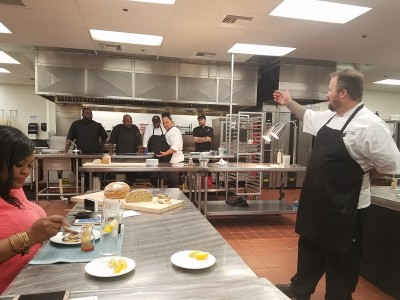 The Chef's Table...Chef Nick Walker