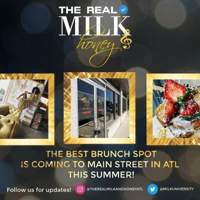 What's in a Name?….The Real Milk and Honey ATL