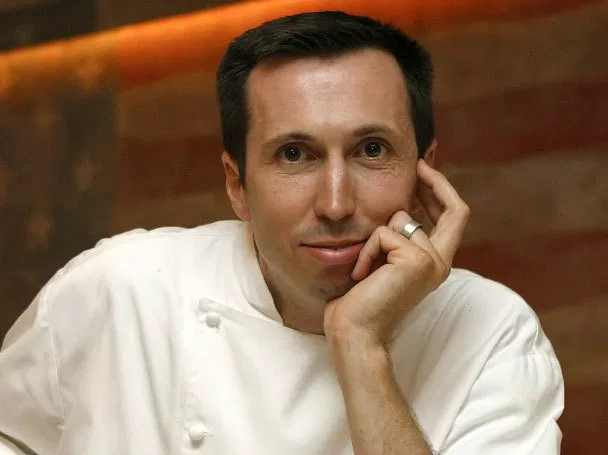 Chef Richard Leach