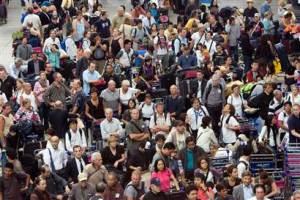 military lockdown at Bangkok airport