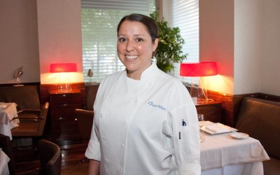 Hold the Cheese for Chef Lauren DeSteno