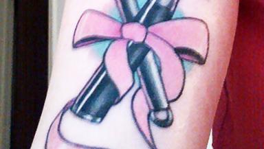 Edie Alt Tattoo