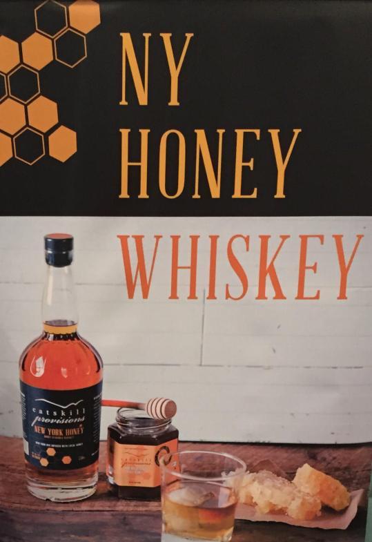 Honey Whiskey