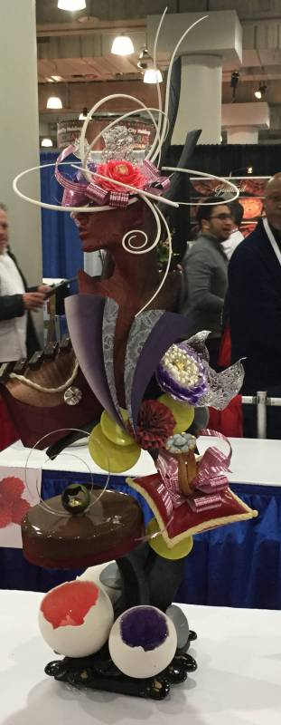 Pastry Competition Winner