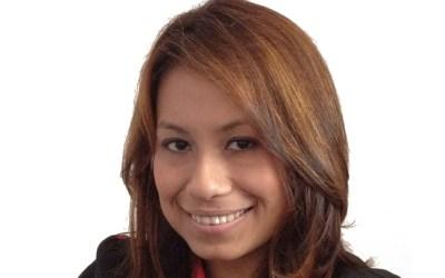 Paula Herrera Likes Her Tats on the Side