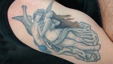 Romance is Alive and Well: Chef John Villa's Tattoo