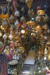 Image of a shop in Marrakesh.