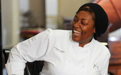 From IHOP to Top Chef: Tiffany Derry In Her Own Words