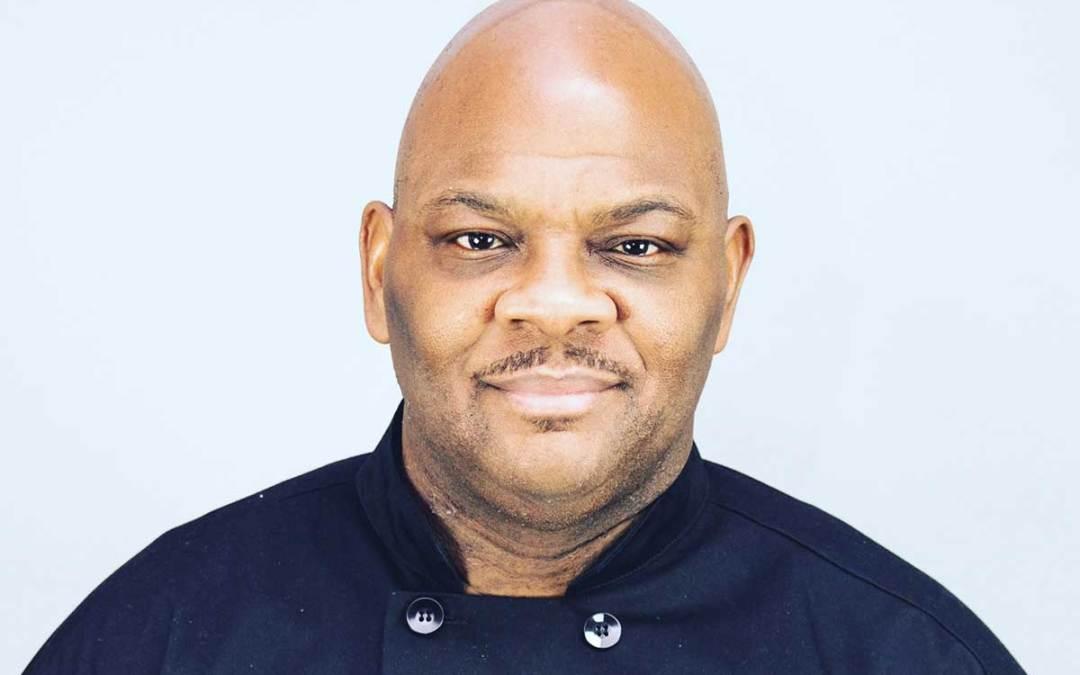 Chef Jesse Jones, Toques in Black, 2019