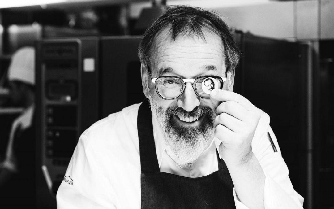 """Norbet Niederkofler, Italy """"100 Best Chefs"""""""