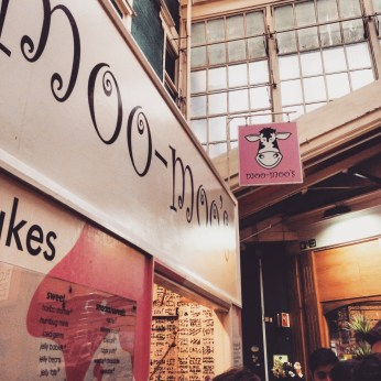 This is Moo-Moo's, located in the historic Covered Market.
