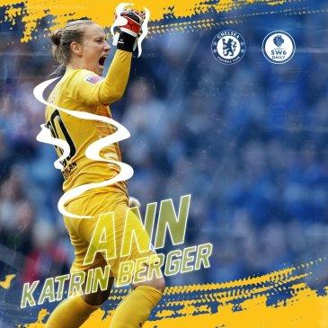 Ann Katrin-Berger Chelsea Women