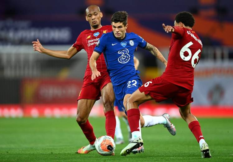Christian Pulisic will hope for a chance to recapture his form from last season.