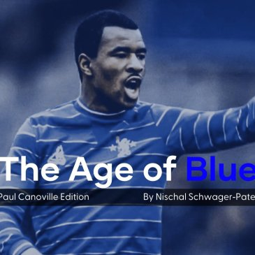Paul Canoville The Age of Blue