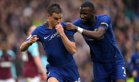 Captain Azpilicueta and Antonio Rudiger were Chelsea's experienced defenders last season.