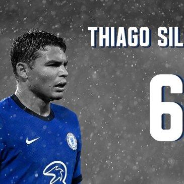 Thiago Silva. | Credit @jackcleevley