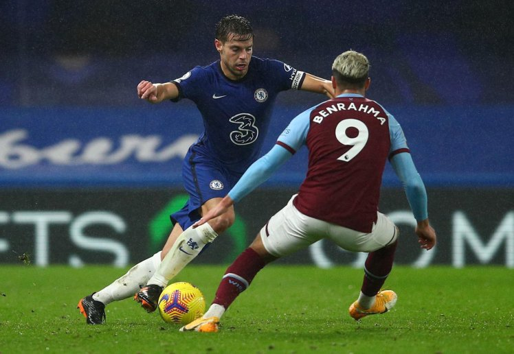 Captain Azpi vs West Ham