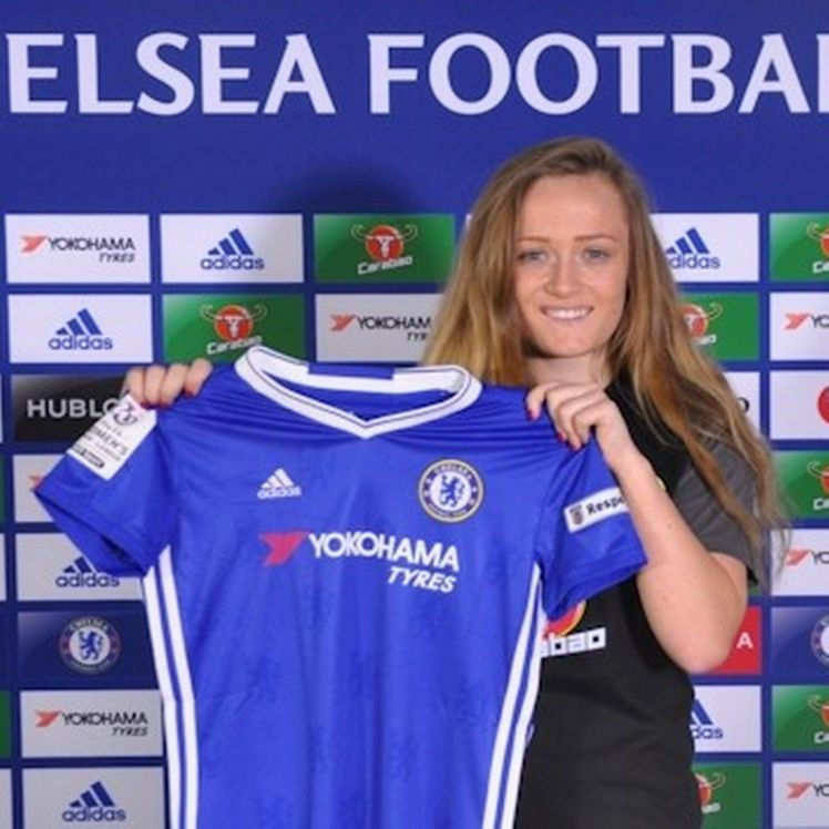 Cuthbert signs for Chelsea.