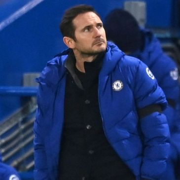 Frank closing in on a Chelsea exit