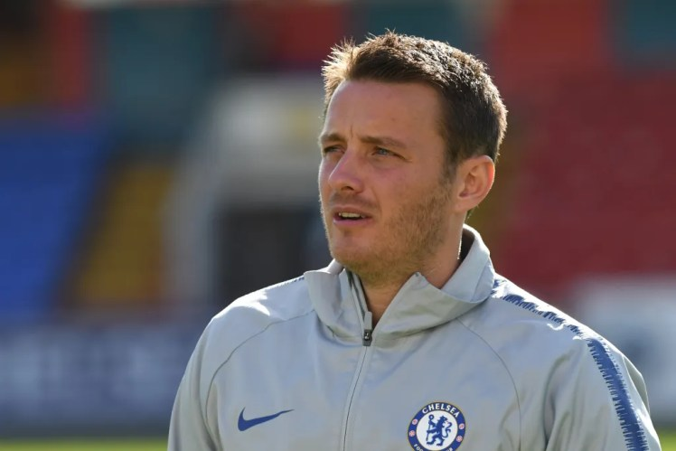 Joe Edwards is a key member of Frank Lampard's backroom staff.