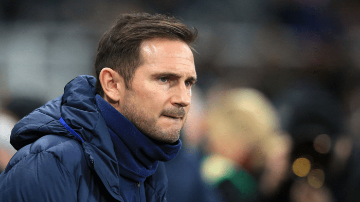 Lampard sacked by Chelsea