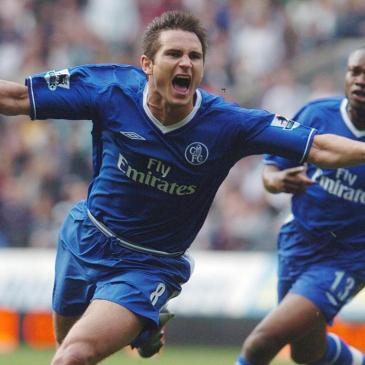 Frank Lampard was one who possessed intangibles in abundance | Press Association
