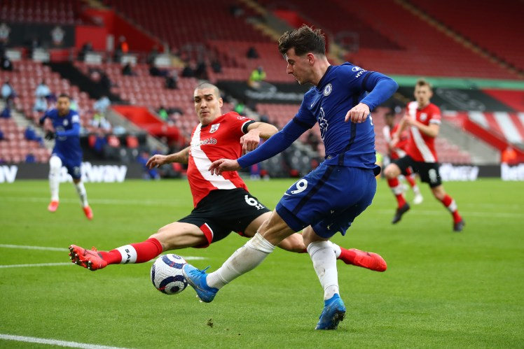 Mason Mount continues to impress for the Blues and will be key to Chelsea's chances of securing a positive result against Athletico Madrid. Credit | Getty Images