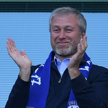 Roman Abramovich led from the top down, instilling the mentality at the club. (BEN STANSALL/AFP via Getty Images)