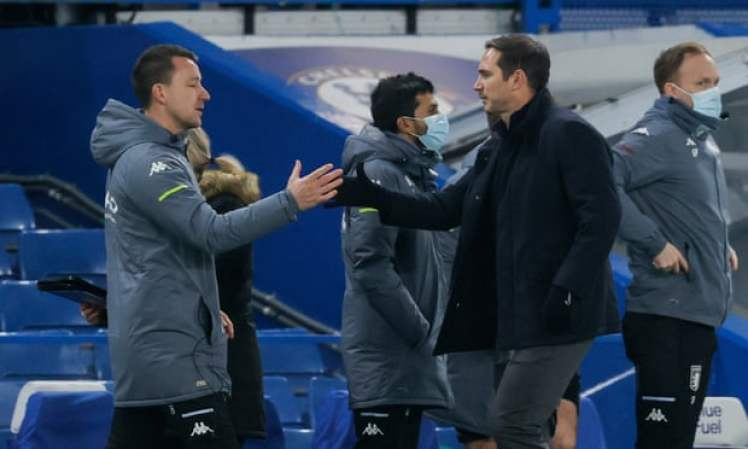Familiar faces. It all ended 1-1 during the last encounter back in December, but with Tuchel now in charge, can the Blues get the win they desperately seek? Credit |  Tom Jenkins/The Guardian